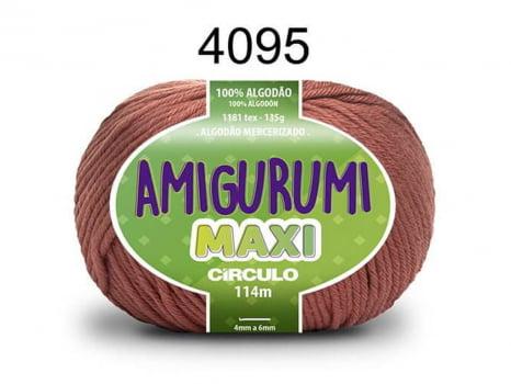FIO AMIGURUMI MAXI 135G 4095