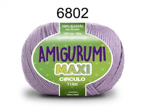 FIO AMIGURUMI MAXI 135G 6802