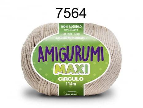FIO AMIGURUMI MAXI 135G 7564