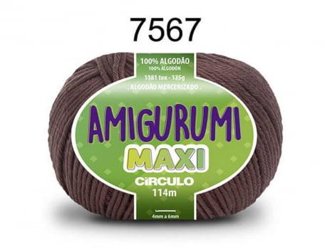 FIO AMIGURUMI MAXI 135G 7567
