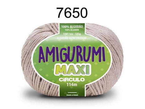 FIO AMIGURUMI MAXI 135G 7650