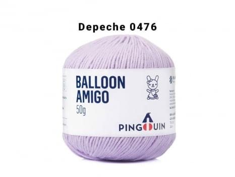 LINHA BALLOON AMIGO 50G 0476