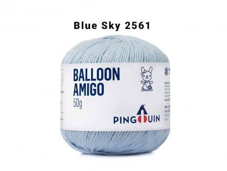 LINHA BALLOON AMIGO 50G 2561