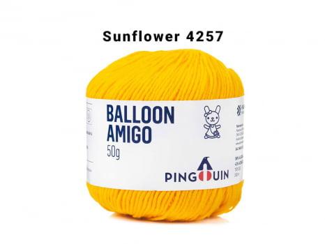 LINHA BALLOON AMIGO 50G 4257