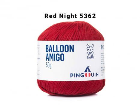 LINHA BALLOON AMIGO 50G 5362