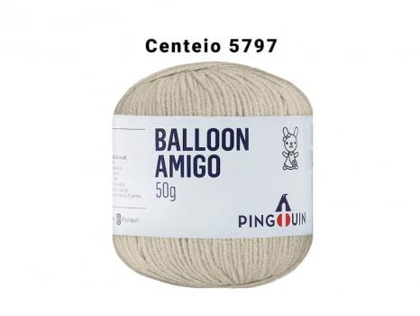 LINHA BALLOON AMIGO 50G 5797