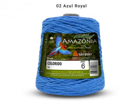 BARBANTE AMAZONIA 6 614M 02 TURQUESA