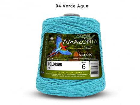 BARBANTE AMAZONIA 6 614M 04 VERDE AGUA