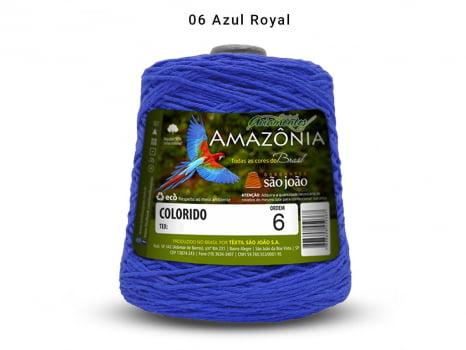 BARBANTE AMAZONIA 6 614M 06 AZUL ROYAL