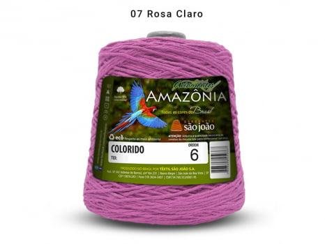 BARBANTE AMAZONIA 6 614M 07 ROSA