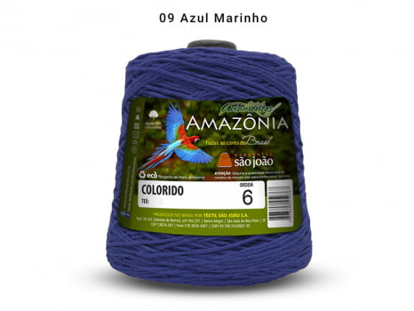 BARBANTE AMAZONIA 6 614M 09 MARINHO
