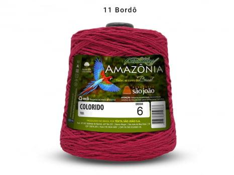 BARBANTE AMAZONIA 6 614M 11 BORDO