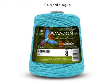 BARBANTE AMAZONIA 8 461M 04 VERDE AGUA