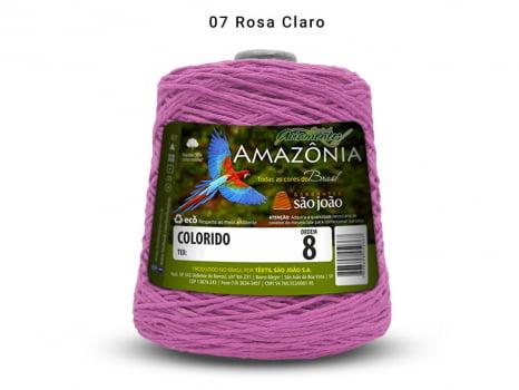 BARBANTE AMAZONIA 8 461M 07 ROSA