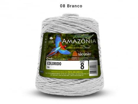 BARBANTE AMAZONIA 8 461M 08 BRANCO