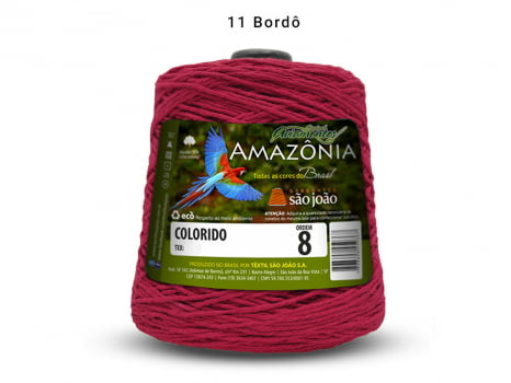 BARBANTE AMAZONIA 8 461M 11 BORDO