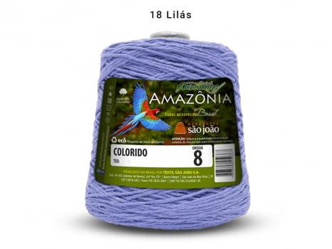 BARBANTE AMAZONIA 8 461M 18 LILAS