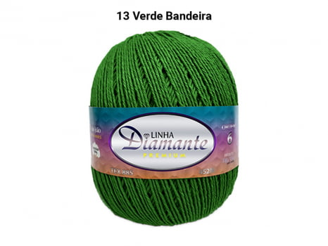 BARBANTE DIAMANTE PREMIUM 4/6 DP0013 BANDEIRA