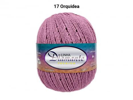 BARBANTE DIAMANTE PREMIUM 4/6 DP0017 ORQUIDEA