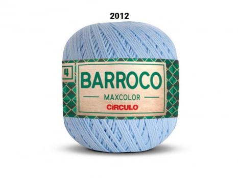BARROCO MAXCOLOR 4 200G 2012