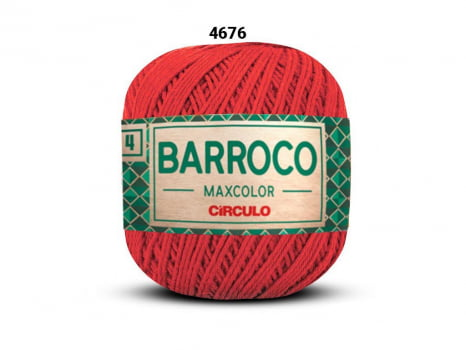 BARROCO MAXCOLOR 4 200G 4676