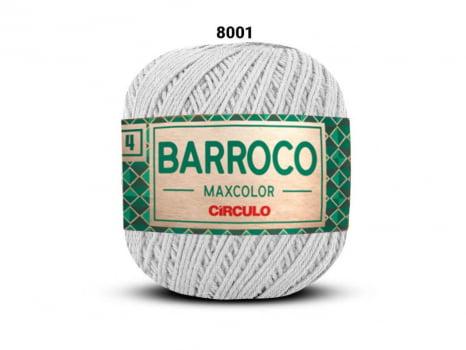 BARROCO MAXCOLOR 4 200G 8001