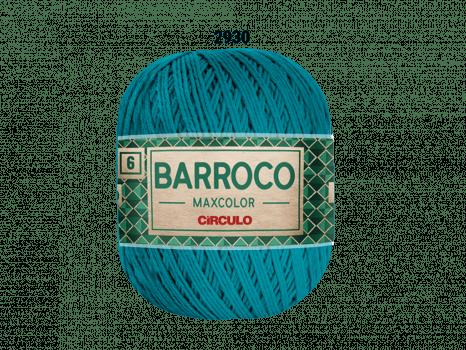 BARROCO MAXCOLOR 6 400G 2930 NETUNO