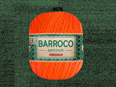 BARROCO MAXCOLOR 6 400G 4676 BRASA