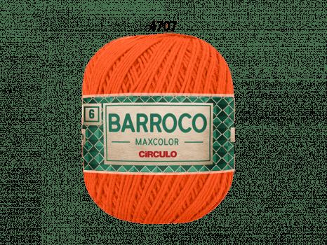 BARROCO MAXCOLOR 6 400G 4707 TELHA