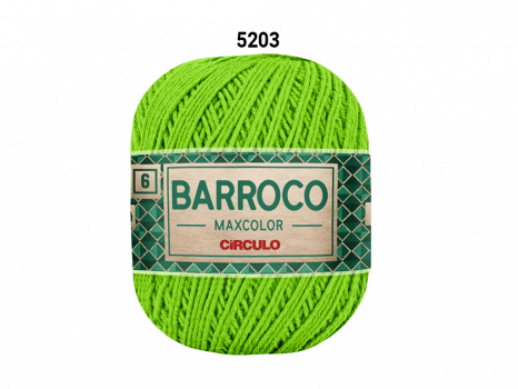 BARROCO MAXCOLOR 6 400G 5203 GREENERY