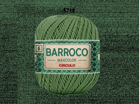 BARROCO MAXCOLOR 6 400G 5718 MILITAR