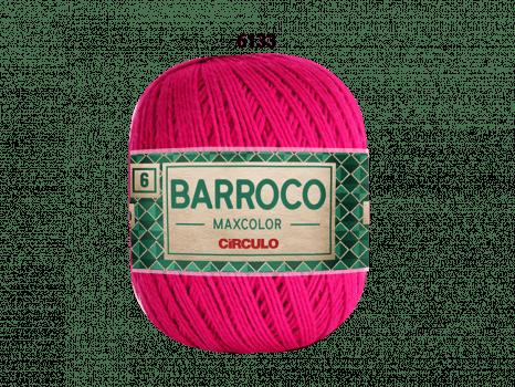 BARROCO MAXCOLOR 6 400G 6133 PINK