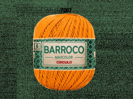 BARROCO MAXCOLOR 6 400G 7207 AMBAR