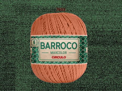 BARROCO MAXCOLOR 6 400G 7603 CASTOR