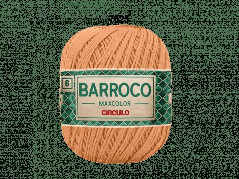 BARROCO MAXCOLOR 6 400G 7625 CASTANHA