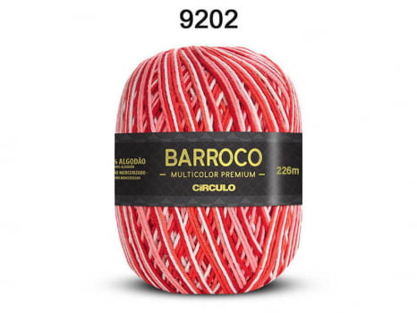 BARROCO MULTICOLOR PREMIUM 200G 9202