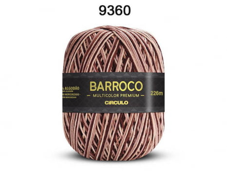 BARROCO MULTICOLOR PREMIUM 200G 9360