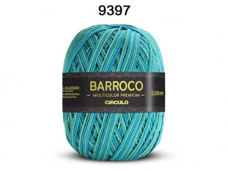 BARROCO MULTICOLOR PREMIUM 200G 9397