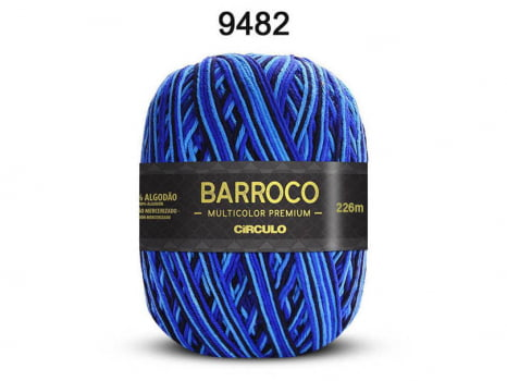 BARROCO MULTICOLOR PREMIUM 200G 9482