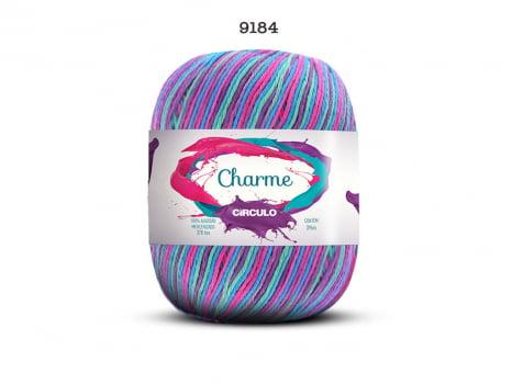 LINHA CHARME 150G 9184 SEREIA