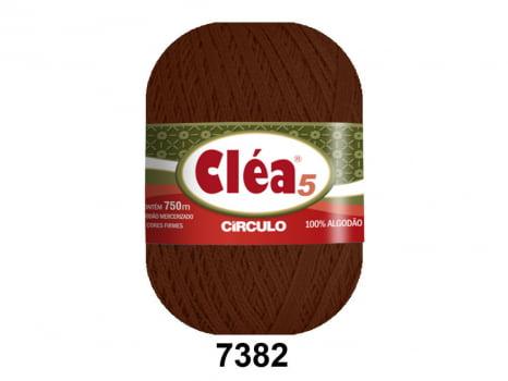 LINHA CLEA 5 7382 CHOCOLATE