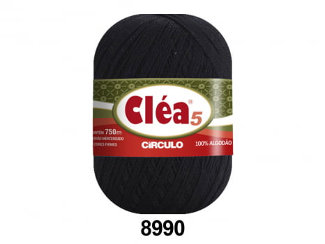 LINHA CLEA 5 8990 PRETO