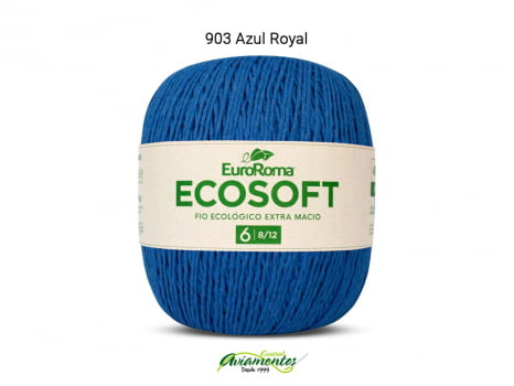EUROROMA ECOSOFT 8/12 422G 452M AZUL ROYAL