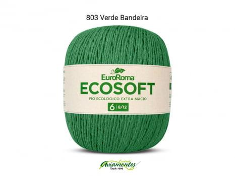 EUROROMA ECOSOFT 8/12 422G 452M VERDE BANDEIRA