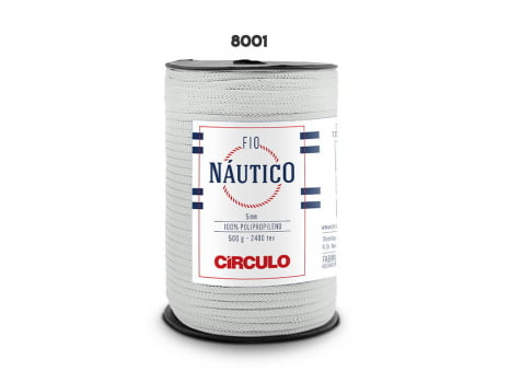 FIO NAUTICO CIRCULO 8001