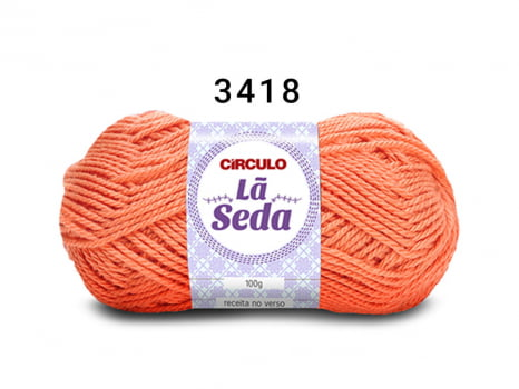 LA SEDA 100G 3418