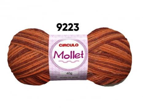 MOLLET 40G MULTICOLOR 9223