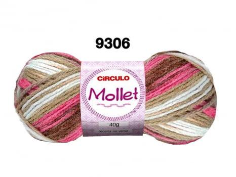 MOLLET 40G MULTICOLOR 9306