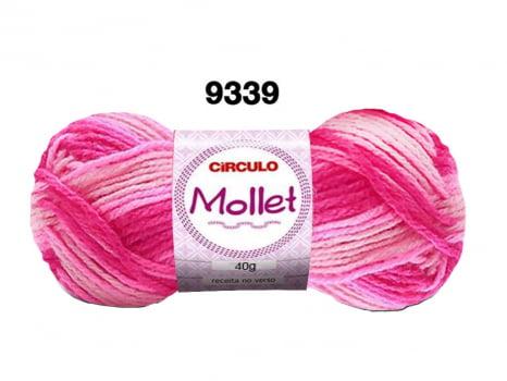 MOLLET 40G MULTICOLOR 9339