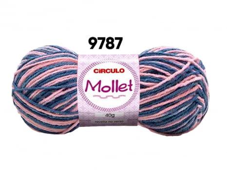 MOLLET 40G MULTICOLOR 9787